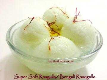 Bengali Rasgulla